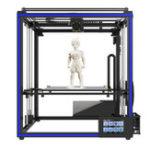 Оригинал TRONXY® X5SA DIY Алюминиевый 3D-принтер 330 * 330 * 400 мм Размер печати с обновленным сенсорным экраном / автоматическим выравниванием / двойной осью Z /