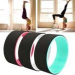 Оригинал TPE Yoga Круг пилатеса Yoga Упражнение для оборудования Yoga Атрибут вспомогательного колпака с изгибом Yoga Круг