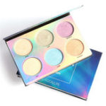 Оригинал 6 Colos Chameleon Eye Shadow Highlighter Palette Макияж