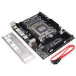Оригинал Универсальная материнская плата материнской платы MicroATX X79 для Intel LGA2011