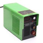 Оригинал 220V 40W MMA-200 Ручная мини-электрическая сварочная машина Сварочный инвертор ARC MMA