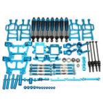 Оригинал Пакет запасных частей для HSP 1/10 для ПК с электрическим монстром RC HSP94108 HSP94110 HSP94111