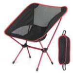 Оригинал XmundXD-FD1НаоткрытомвоздухеПортативный складной стул Ultralight Кемпинг Пешеходный стул для пикника Макс. Нагрузка 100 кг