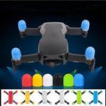 Оригинал 4Pcs Мотор Крышка защитной крышки Soft Силиконовый Чехол Охрана для DJI Mavic Воздух Spark RC Дрон