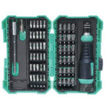 Оригинал Pros'kit SD-9857M Multifunction 57 In 1 Computer Precision Отвертка Set Repair Инструмент Set Disassemb