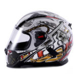 Оригинал LVCOOL мотоцикл Full Face Helmet Street Спортивный велосипед Анти Fog Winter Racing Warm