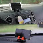Оригинал Bakeey Сильная Sticky 360 градусов вращения Настольная держатель Стойка Авто Гора для мобильного телефона Xiaomi