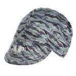 Оригинал Регулируемая защитная сварочная проволока Шапка Cap Scarf Welders Flame Retardant Хлопковый защитный шлем