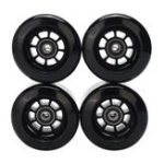 Оригинал 4PCS / Set 80x44mm Blank Pro Longboard Skateboard Wheels 80A