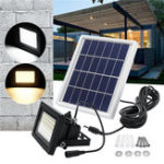 Оригинал 54 LED Solar Lights Motion Sensor Flood Spot Lamp Security Waterproof Wall Light for Outdoor Garden