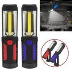 Оригинал COB LED USB аккумуляторная рабочая инспекция Свет Магнит На открытом воздухе Кемпинг Лампа