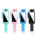 Оригинал Bakeey Mini Selfie Палка с зеркалом для iPhone 6S Plus Xiaomi Redmi 5Plus Примечание 5