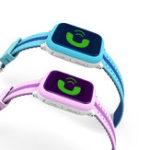Оригинал ENOCH WiFi + GPS + LBS Прецизионное позиционирование SOS Local Call Kids Pedometer Alarm Tracking Smart Watch