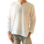 Оригинал 100% хлопок Летняя мужская свободная футболка