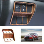 Оригинал ABS Отделка переключателя крышки фар для персикового дерева для Honda CRV CR-V 2017 2018