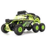 Оригинал WLtoys186281/182.4G6WDRC Racing Авто Электрический внедорожник Rock Crawler Восхождение на автомобиль RTR Toys