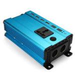 Оригинал 4000 Вт / 3000 Вт Интерфейс 4USB Солнечная Инвертор питания 12 В / 24 В постоянного тока до 220 В переменного тока Зарядное устройство