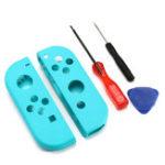 Оригинал Синий корпус Shell Чехол с ремонтом Инструмент для Nintendo Switch Игровой контроллер Joy-Con