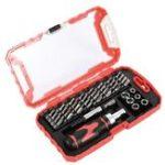 Оригинал MPT 41PCS Ratchet Гаечный ключ Отвертка Ручка Ratchet Гаечный ключ ручка Болт Драйвер