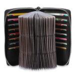 Оригинал МужчиныиЖенскоеВысококачественныйНатуральнаяКожа 118 карточный слот-кошелек