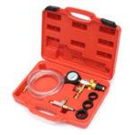 Оригинал Авто Авто Радиатор охлаждающей жидкости Система вакуумного охлаждения Refill & Purging Инструмент Калибр Набор