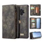 Оригинал Caseme Magnetic Detachable Wallet Phone Case For Samsung Galaxy S9