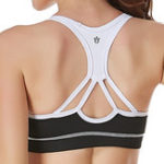 Оригинал Full Coverage Shockproof High Elastic Sports Bra