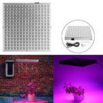 Оригинал 45W 225 LED Full Spectrum Grow Light Лампа для Растение Цветок AC85-265V