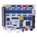 Оригинал F5 V1.2 Контрольная панель материнской платы на базе ATMEGA2560 Замените MKSBASE1.4 и Ramps1.4 с кабелем для передачи данных для 3D-принтера