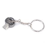 Оригинал Bakeey USB 3.1 Type C TF Card Reader OTG Адаптер Key Chain для Oneplus 5T Xiaomi Mix 2S 6 Mi A1 S9 +