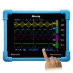Оригинал Micsig TO1104 100MHz Digital Tablet Осциллограф 4CH 28Mpts 1GSa / s Осциллограф Автомобильный диагностический сенсорный экран с 8inch TFT LCD