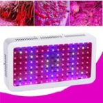 Оригинал 1200W Full Spectrum LED Grow Lights Panel Лампа для Hydroponic Растение Growing