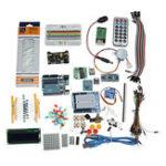 Оригинал Проект стартера Набор С UNO R3 Mega 2560 Nano Макетная Набор Компоненты для Arduino
