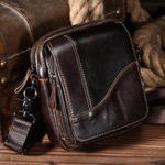 Оригинал Vintage Genuine Leather Outdoor 6 Inch Phone Bag