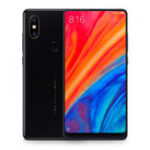 Оригинал XiaomiMiMIX2S5,99дюйма 6 ГБ RAM 64GB ПЗУ Snapdragon 845 Octa core 4G Смартфон
