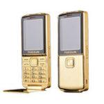 "Оригинал TKEXUN8800i2.8""1800mAhWhatsapp Bluetooth Двойной фонарик Dual Sim Flip Metal Feature Phones"