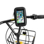 Оригинал BIKIGHT 4.7inch Bicycle Водонепроницаемы Мобильный телефон Сумка мотоцикл Навигация Авто Кронштейн
