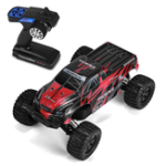 Оригинал ZD Racing 9106-S 1/10 Thunder 2.4G 4WD Бесколлекторный 70KM / h Racing RC Авто Monster Truck RTR Toys