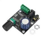 Оригинал PAM8610 Двойной канал DC 12V HD Чистый цифровой аудио-стерео Усилитель Класс платы D 15 Вт x 2 Высокая мощность Усилитель Модуль