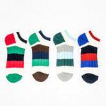 Оригинал Женское Низкий разрез Спортивный носок лодыжки Breathable Slipper Sock