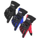 Оригинал мотоцикл Перчатки Winter Warm Водонепроницаемы Ветрозащитные защитные перчатки