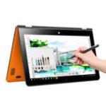 Оригинал VOYOA1ApolloN34508GRAM 128гигабайт SSD 11.6 дюймов Windows10.1 Tablet Orange