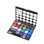Оригинал Luckyfine 24 Colors Pearl Eyeshadow Palette Eyes Макияж
