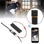 Оригинал WIFI 1080P HD Скрытый IP камера Беспроводной DIY Модуль DV Видеорегистратор NVR Nanny Cam Recorder