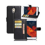 Оригинал Litchi Flip Wallet Card Slots Bracket PU Leather Phone Case For Meizu Pro 6 Plus Global Version