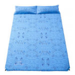 Оригинал обходчикTM2219НаоткрытомвоздухеКемпинг Спальный матрас Автоматическая надувная подушка Pad 2 Person Tent Mat