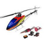 Оригинал ALIGN T-REX 470LT Вертолет Dominator Super Combo 450L Обновление версии