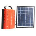 Оригинал 5W 9V USB Солнечная Power Generator System Солнечная Панели зарядного генератора