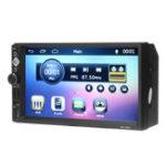 Оригинал RK-7160G 7 дюймов GPS HD MP5 Плеер Стерео Радио Bluetooth FM RDS Быстрое зарядное зеркало Link Cam