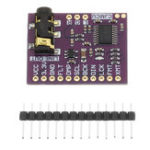 Оригинал CJMCU-5102 PCM5102A Стереоцифровой аналого-цифровой преобразователь PLL Voice Module